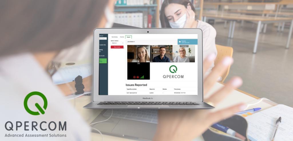 Qpercom Remote Assessment