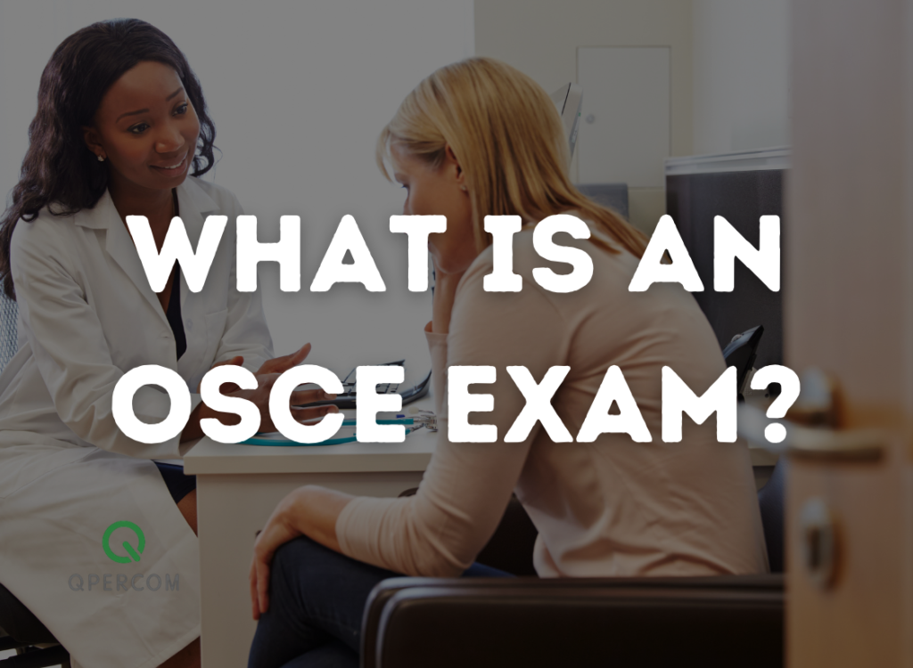 Blog What is an OSCE exam?