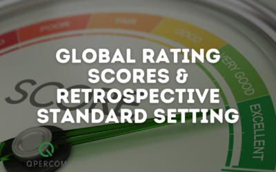 Global Rating Scores & Retrospective Standard Setting