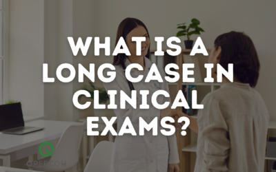What is a Long Case in clinical exams?