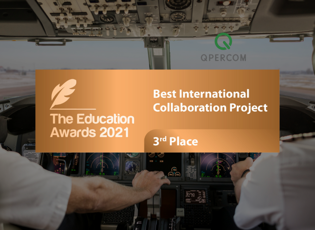 Education Awards International Collaboration Project