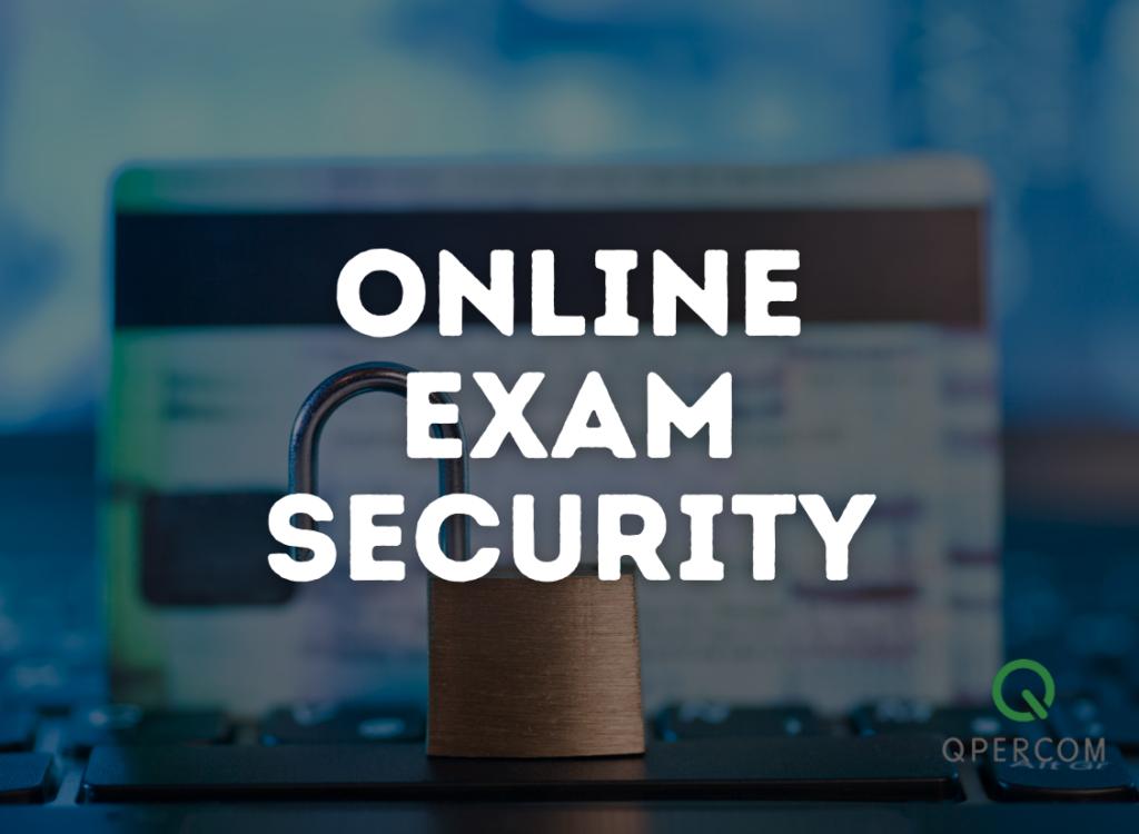 Online Exam Security
