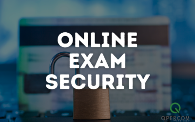 Online Exam Security: What Makes A Remote Exam Secure?